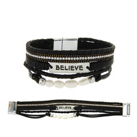 MAGNETIC BRACELET W/ FAITH