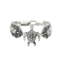 SEA THEME MAGNETIC TURTLE BRACELET