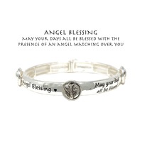 Inspiration w/Wing BR - Angel Blessing