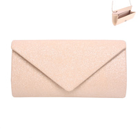 ENVELOPE SHAPE EVENING BAG