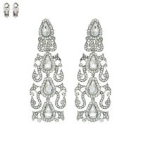 STATEMENT CLIP DROP EARRING