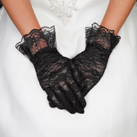 SPECIAL OCCASION LACE WRIST GLOVES