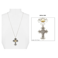 "Tailored w/Message 30+3"" NK-Serenity Prayer"