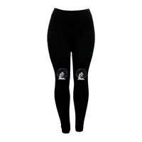 LEGGINGS SOUL AFRO QUEEN HOOP