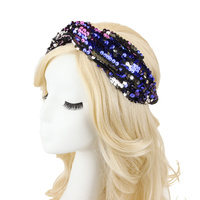 SEQUIN STRETCH HEADBAND