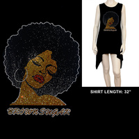 SHIRT BROWN SUGAR AFRO
